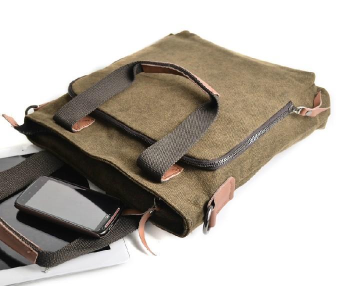 Men Bag Personalized Messenger