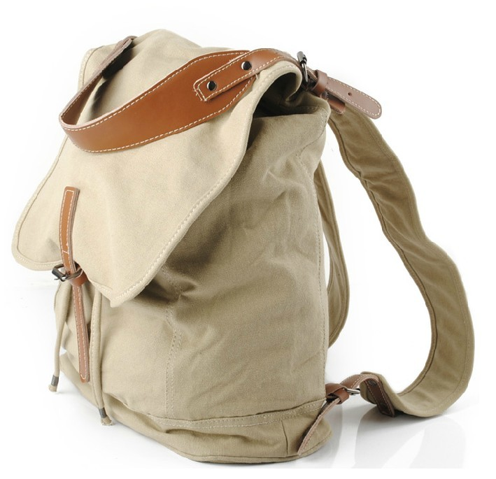 Back Purse : Canvas backpack purse, canvas backpacks for high school - YEPBAG