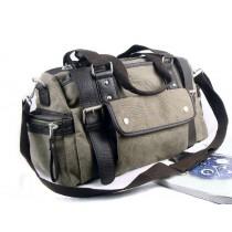 Mens messenger bag canvas, sport bag for men - YEPBAG
