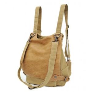 Messenger backpack, personalized backpack