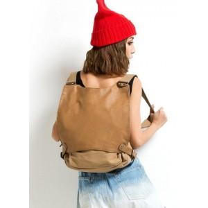 womens Messenger backpack