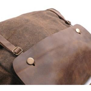 brown man bag