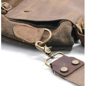 vintage Messenger bags for school