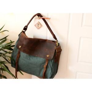 blue Messenger bags for school