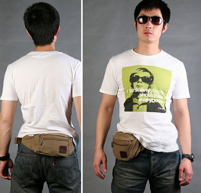 from Omar waist pack for gay people
