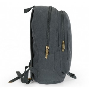 navy european canvas rucksack