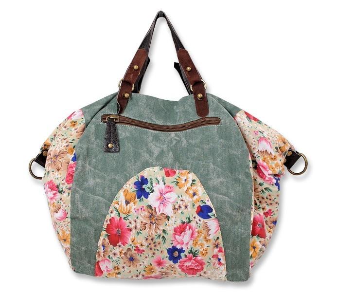 Funky Handbag Shoulder Book Bag