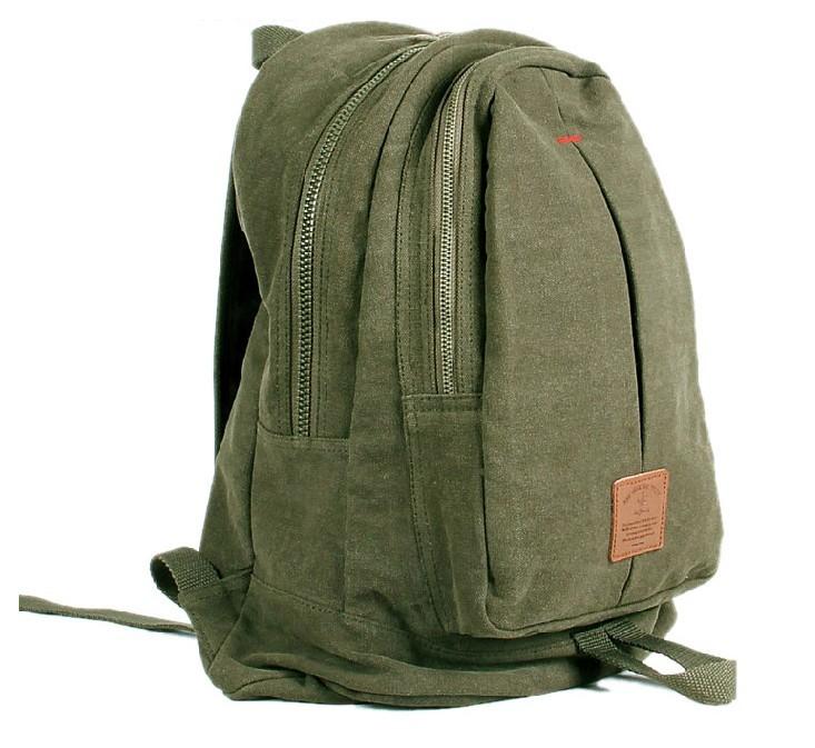 Durable backpacks, european canvas rucksack - YEPBAG