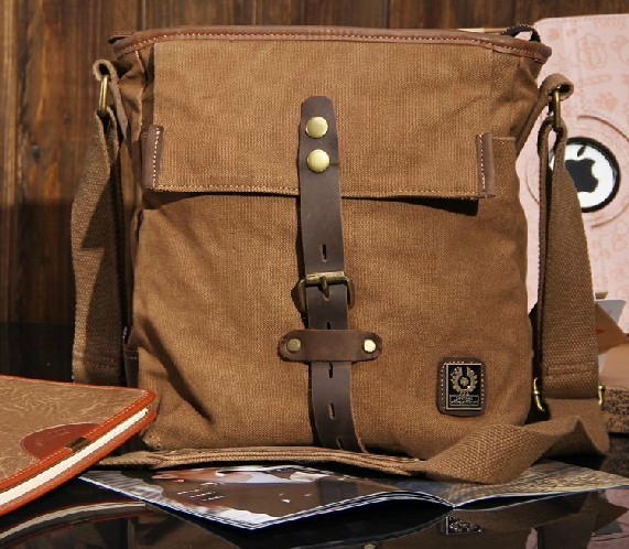 Messenger Bag Mens Small Cross Body