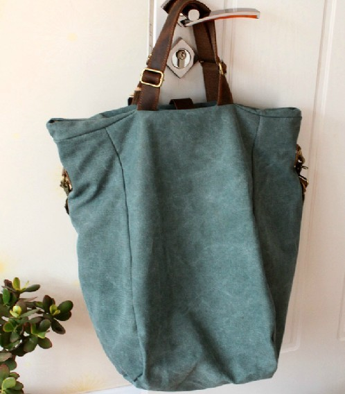 Book bag, oversized handbag - YEPBAG