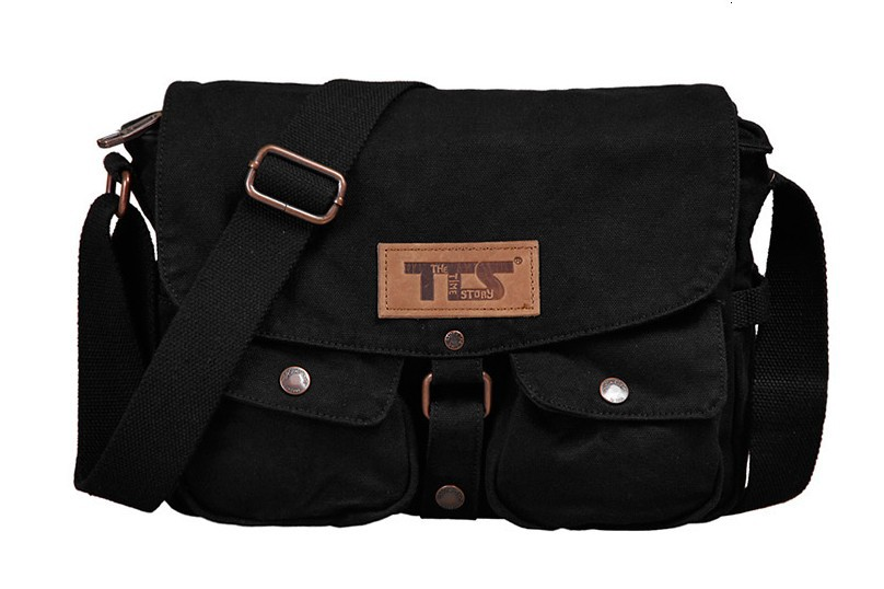 Military canvas messenger bags for men, distressed messenger bag ...
