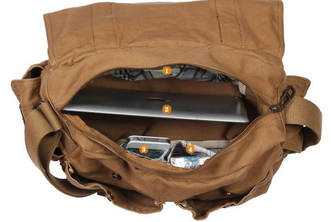 Travel bag, across shoulder bag - YEPBAG