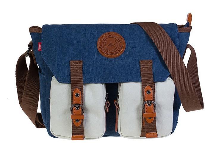 Ipad messenger shoulder bag, stylish messenger bags for women - YEPBAG