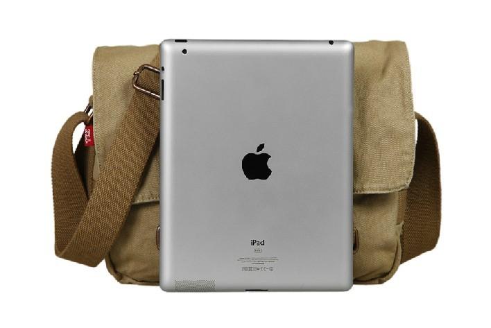 Cloth shoulder bag, messenger school bags for girls - YEPBAG