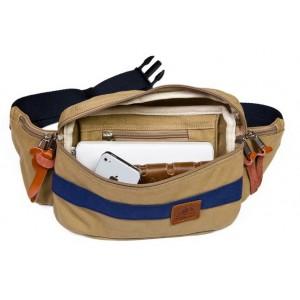 canvas fanny pack for men