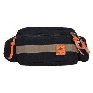black Cheap fanny pack