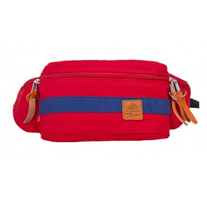 red fanny pack for men