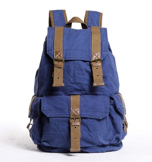 cf59785763e0 Fashionable canvas backpacks for women  blue quality backpack  Fashionable  canvas backpacks for women blue  khaki Fashionable ...