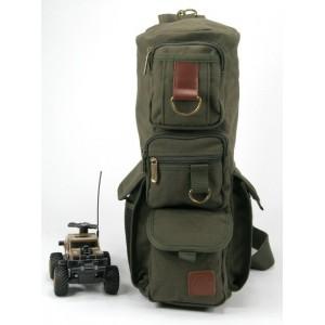 One shoulder bag, over shoulder backpack