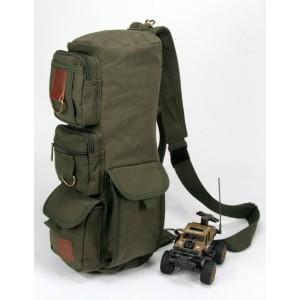 over shoulder backpack