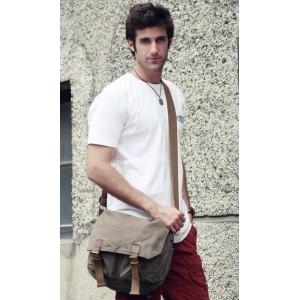canvas Cross shoulder bags men