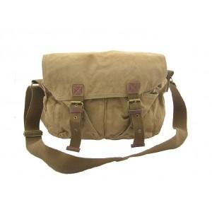 khaki Cross shoulder bags men