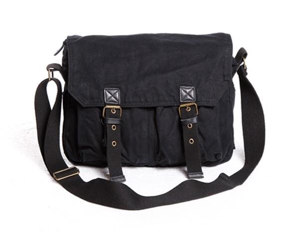 ... khaki side bag  black Cross shoulder bags men ... d8f4dd54ce0