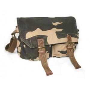 camo Cross shoulder bags men