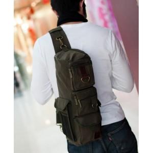 mens over shoulder backpack