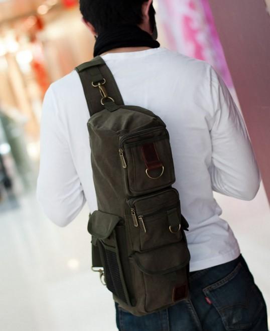 496a11d3cae5 ... mens One shoulder bag  mens over shoulder backpack ...