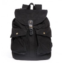 Canvas rucksacks for men, big backpacks for school
