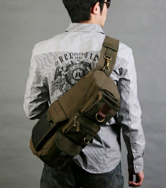 One shoulder bag, over shoulder backpack - YEPBAG