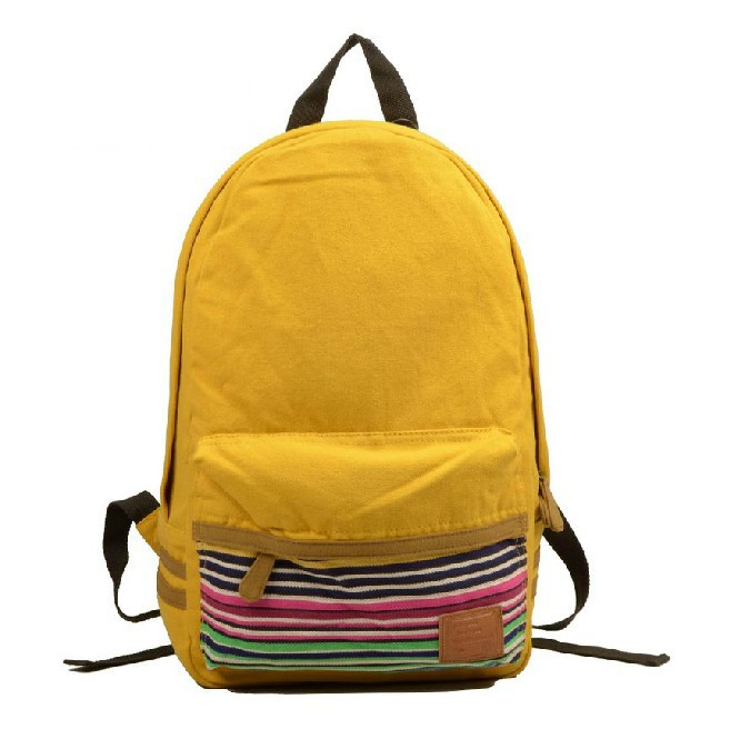 Junior Backpack Canvas Backpacks For Teen Girls