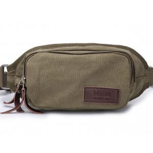 army green stylish fanny pack