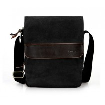 Canvas messenger bag, personalized messenger bags for men