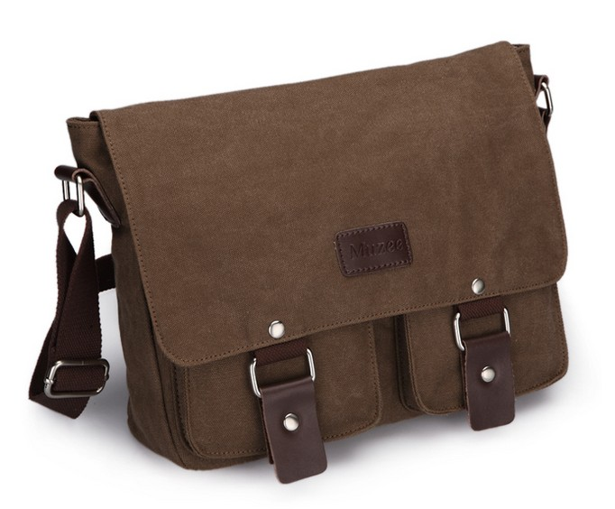 shoulder book bag canvas messenger bags for men yepbag