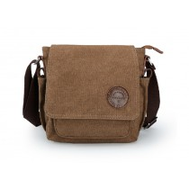 Cheap canvas messenger bags for men, small messenger bag