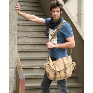 Over the shoulder bag for men