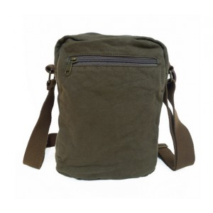 canvas Military messenger bag