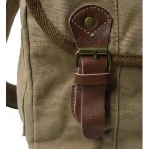 khaki Man bag