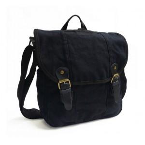 Man bag black