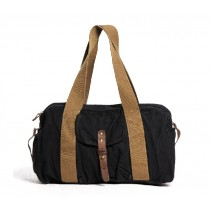 Male shoulder bag, canvas messenger bag