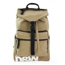 khaki Canvas book bag