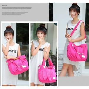 rose Western style handbag
