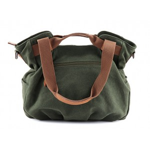 green crossbody handbag