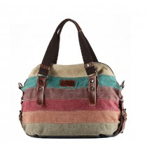 Canvas purse totes