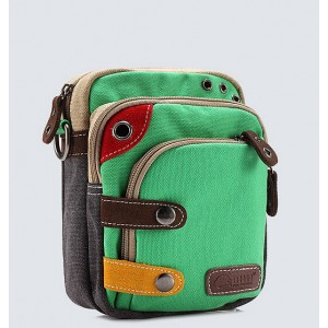 Over the shoulder purse, small waist pack