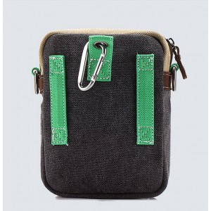 Over the shoulder purse green