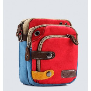 red small waist pack