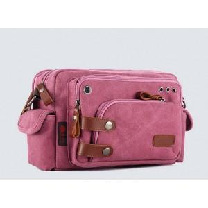 Cheap canvas shoulder bag, cross body messenger bags